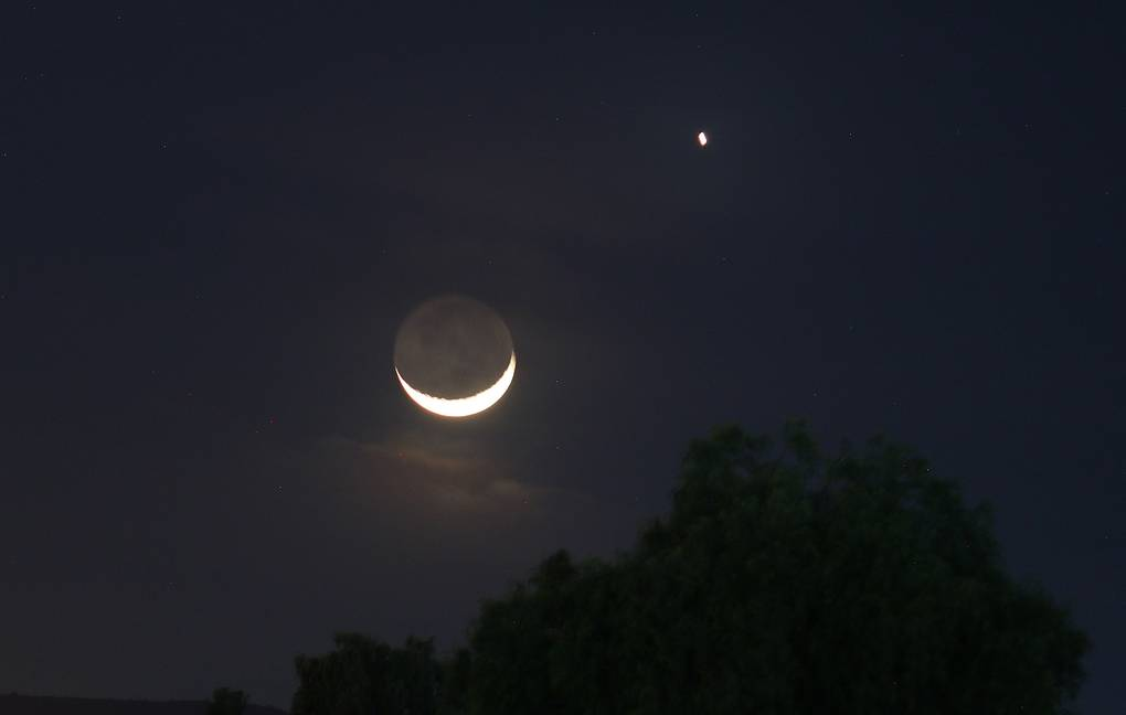 Russians will be able to see the conjunction of the planets