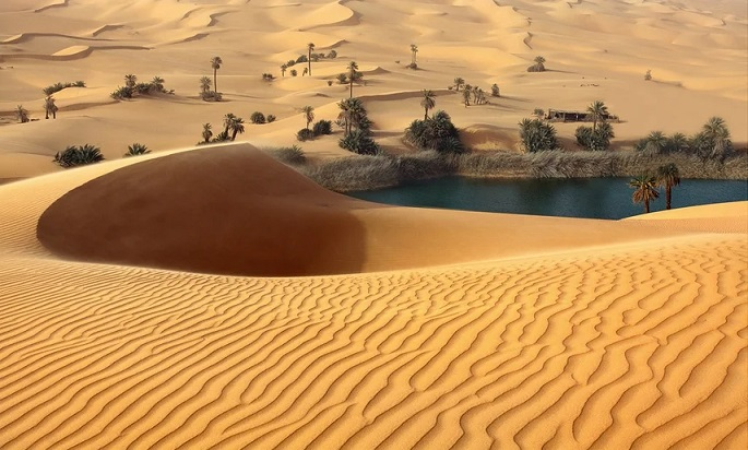 Scientists have uncovered the secret of the origin of the Sahara