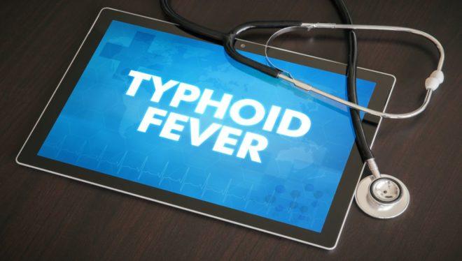 Singapore investigates cases of typhoid fever