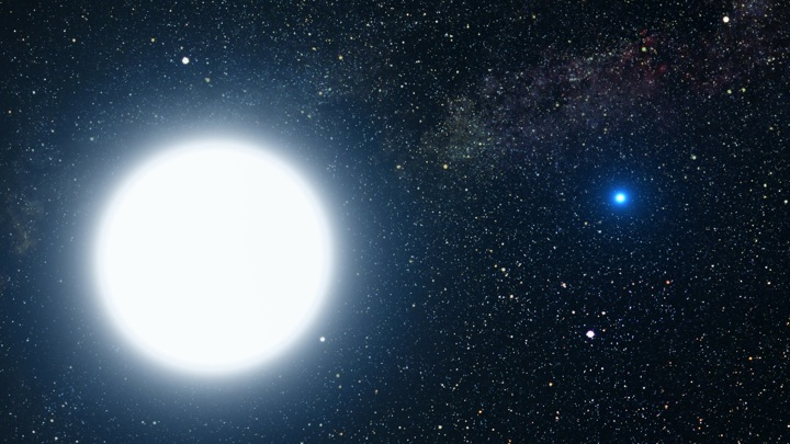 The ashes of the planets that fell on them were found on the dead stars