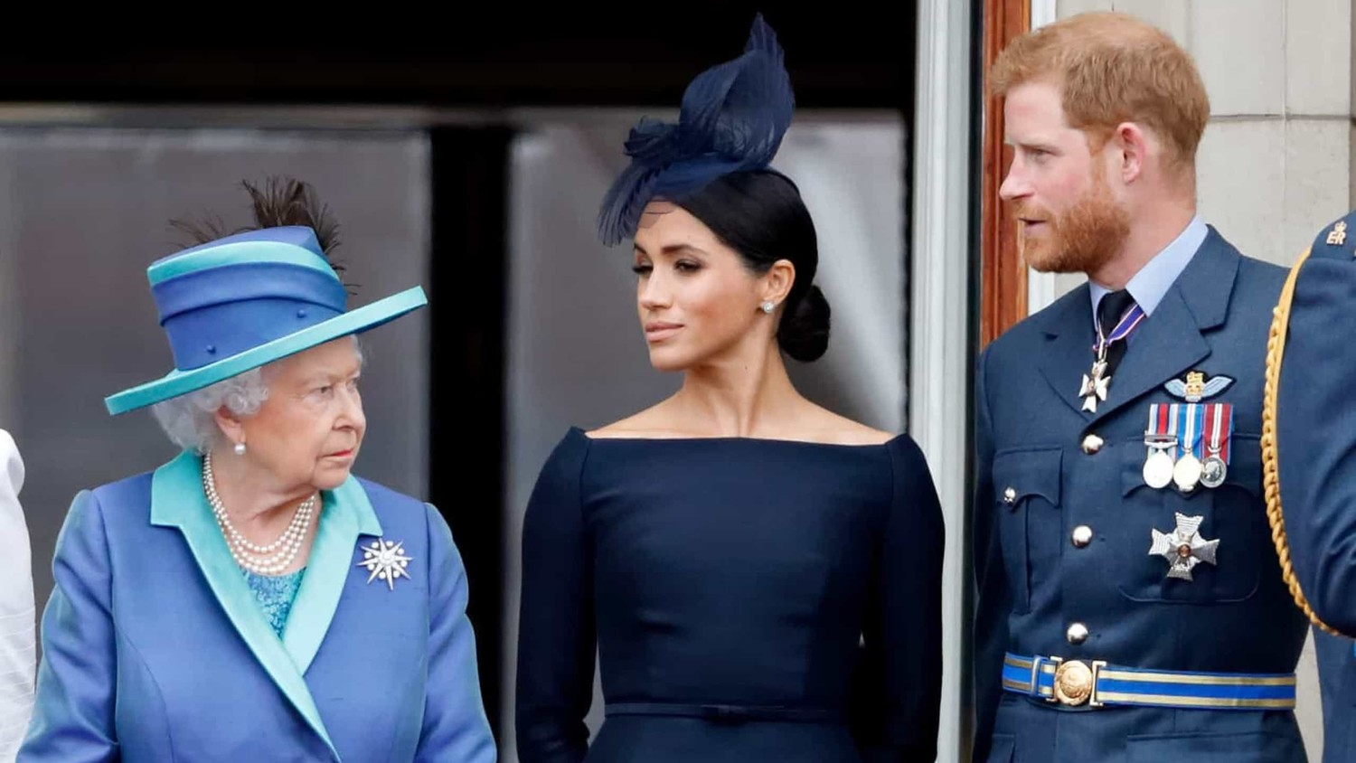 The reason for the departure of Meghan Markle and Prince Harry from the royal family