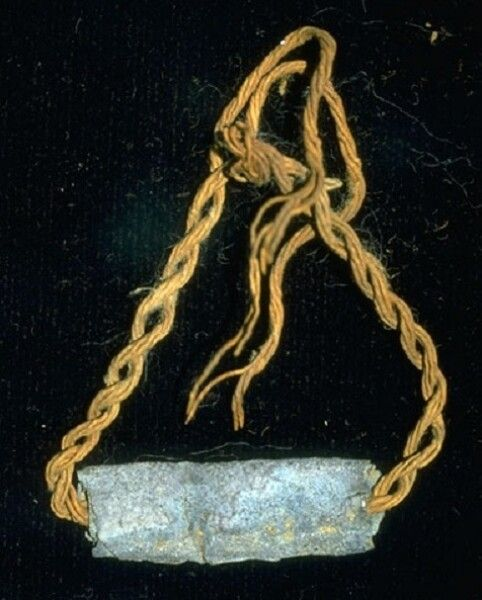 An ancient magical amulet from evil spirits devouring flesh and blood has been deciphered 2