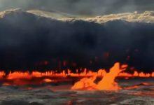 Apocalypse in Antarctica volcanoes under ice can erupt and make the Earth uninhabitable