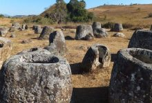 Archaeologists found out the age of giant jugs found in Laos