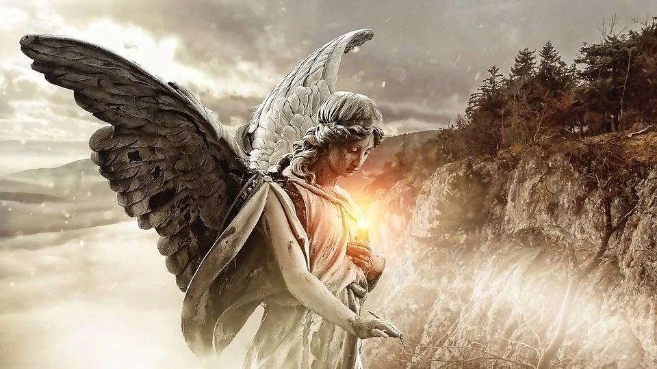 Guardian angels are real heartbreaking story proves heavenly beings really exist