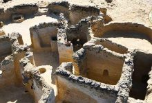 In Egypt discovered the ruins of a monastery with biblical inscriptions 1