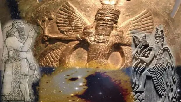 Is the Sumerian Kingdom the first alien state