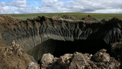 Mystery of giant craters forming in Arctic permafrost unraveled