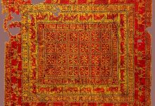 Scientists have found out why the worlds oldest Altai carpet did not fade