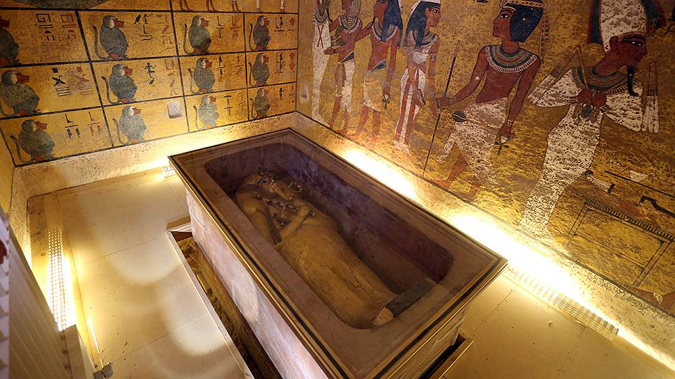 The curses of the Egyptian pharaohs the expert spoke about strange cases during the study of the mummy of Tutankhamun