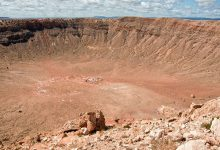 The oldest crater on Earth did not appear from a meteorite impact