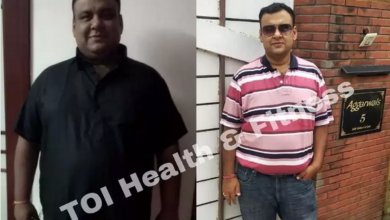 A man with the help of three rules lost 41 kilograms in 7 months