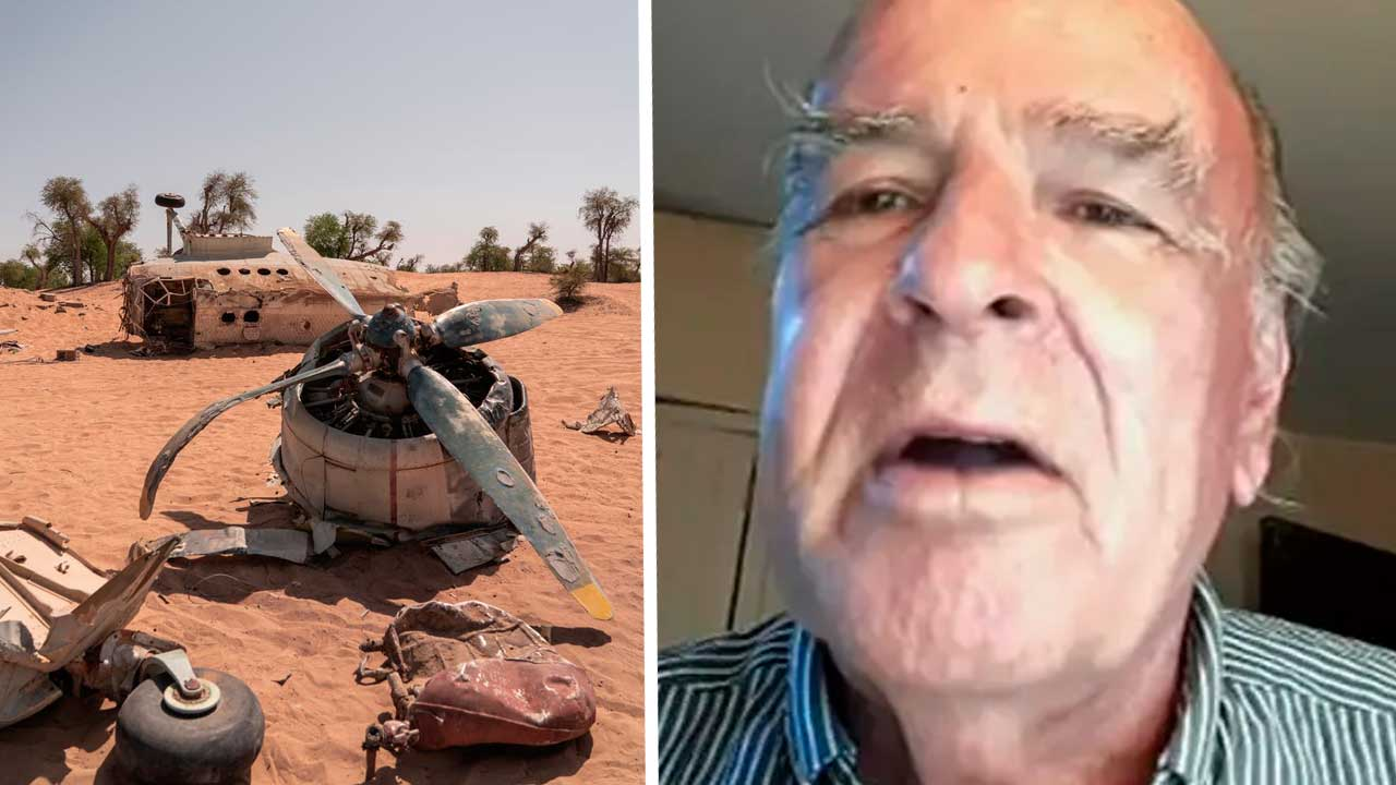 A plane crash survivor told what he ate 72 days before the arrival of the rescuers