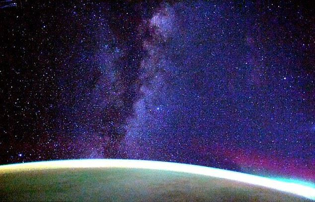 Astronaut shares mesmerizing video of the Milky Way