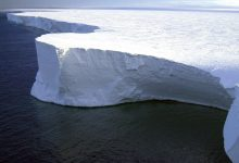 Doomsday glacier in Antarctica is melting at an alarming rate