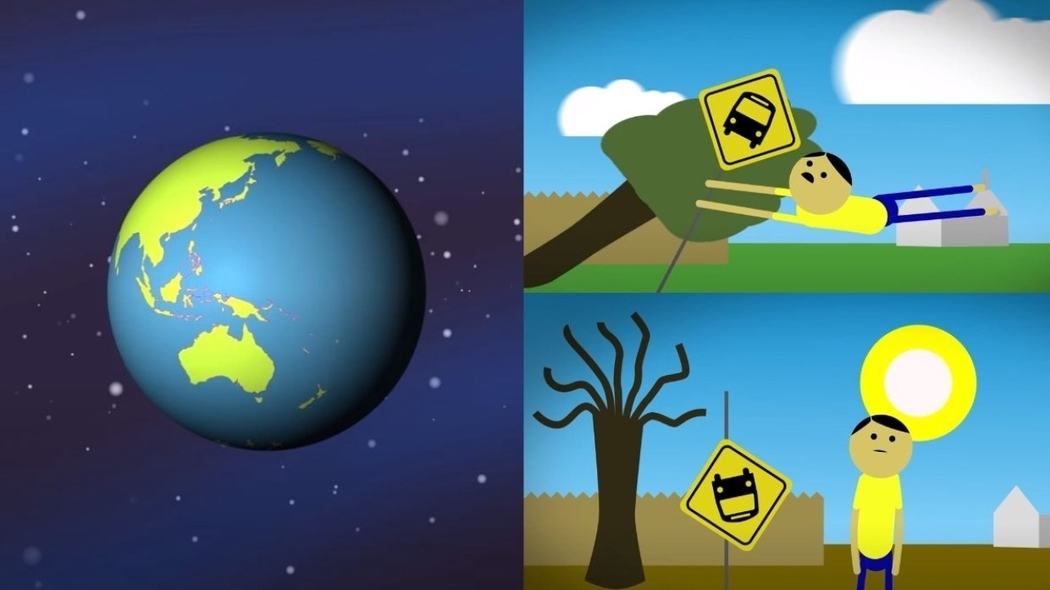 Experts showed the consequences of stopping the rotation of the Earth