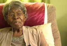 Hester Ford died the oldest resident of the United States