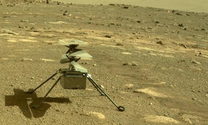 NASA postpones flight of its Ingenuity helicopter on Mars