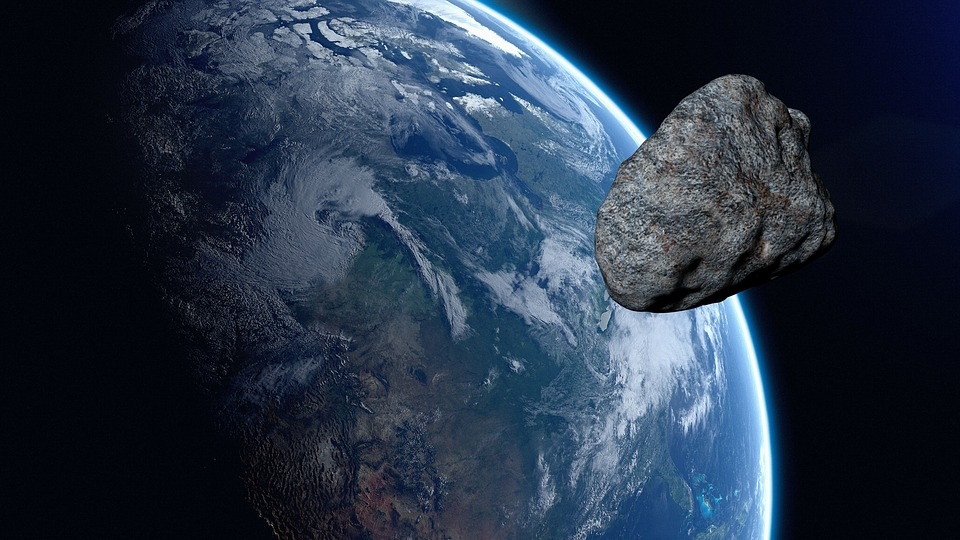 NASA prepares for an asteroid collision with Earth