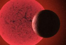 New super earth discovered in orbit around red dwarf