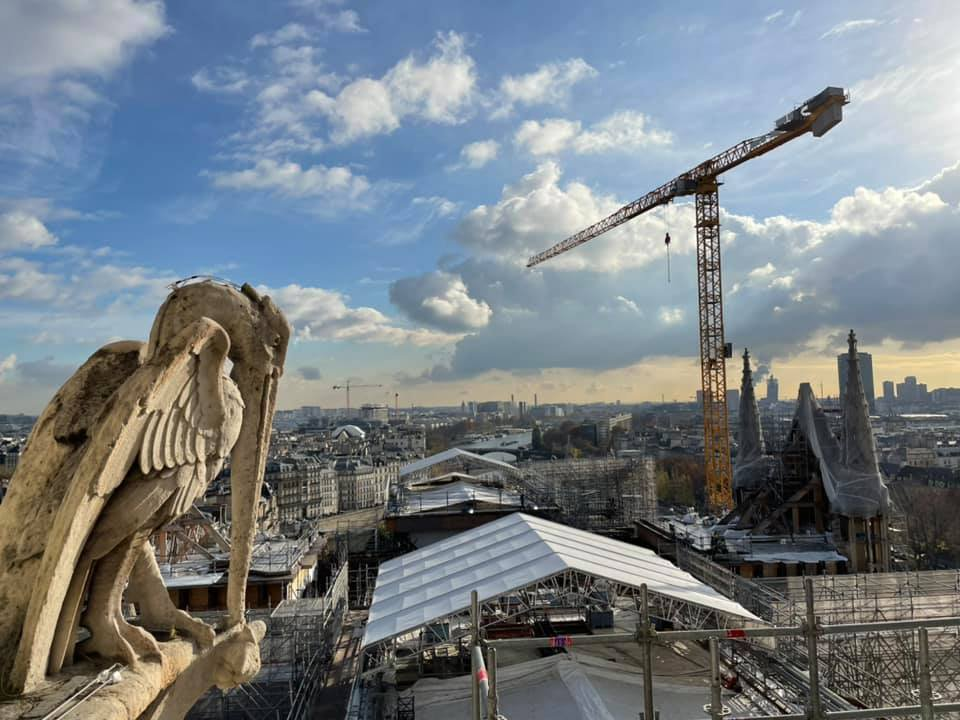 Notre Dame Cathedral two years after the fire whats wrong with it now