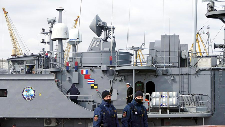 Russian Foreign Ministry accused NATO of increasing activity in Ukraine and the Black Sea