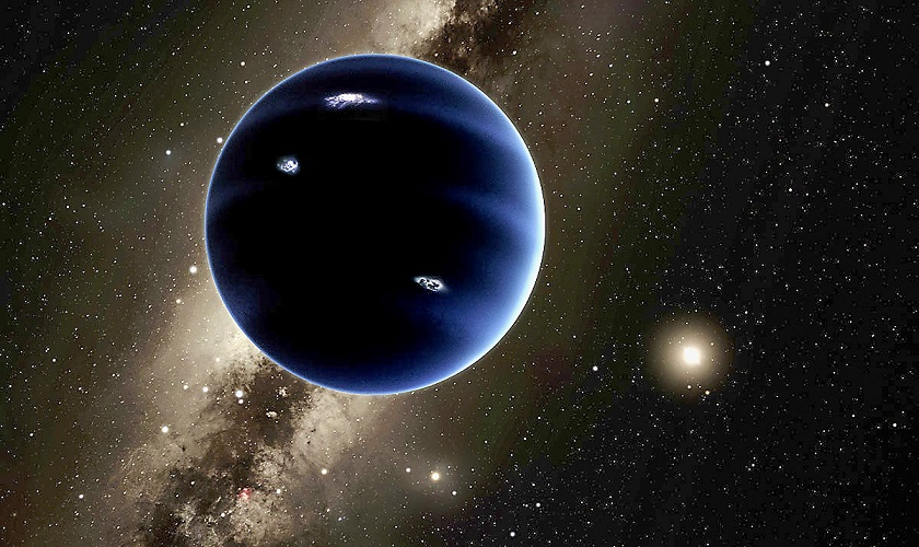 Scientists have reconsidered the possible location of Planet X