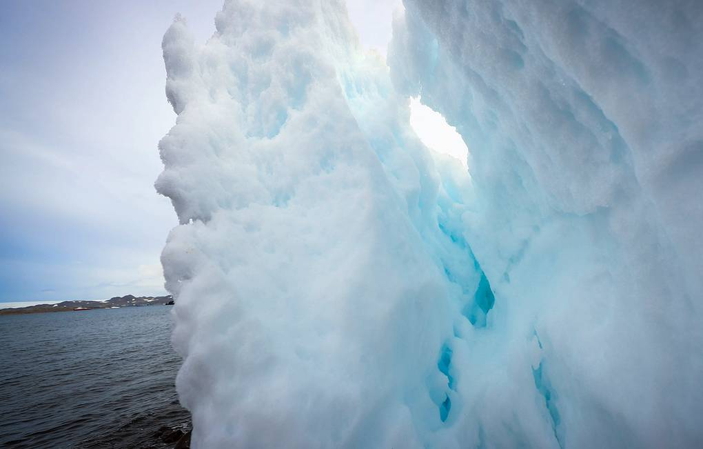 Sea level rise at the end of the Ice Age linked to the melting of northern ice