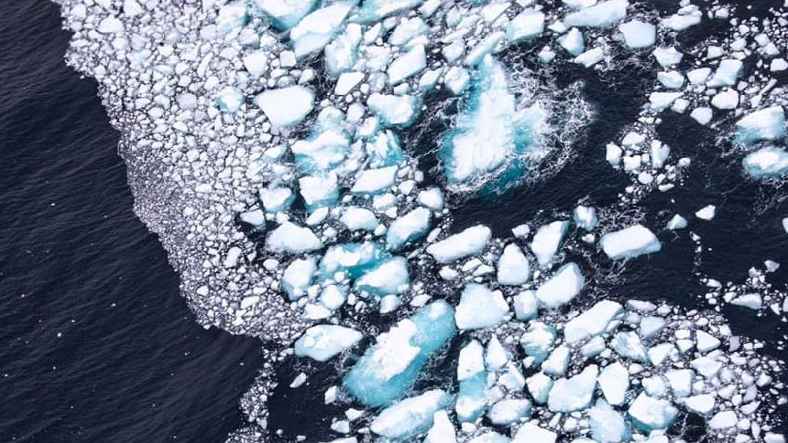 The famous iceberg A68 which was the largest in the world has finally melted
