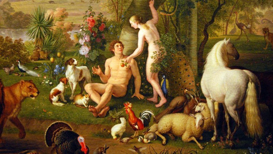 The forbidden fruit from the biblical Garden of Eden was not an apple research