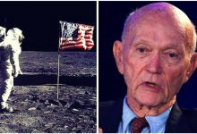 The legend of the Apollo 11 mission would not want to fly to the moon again