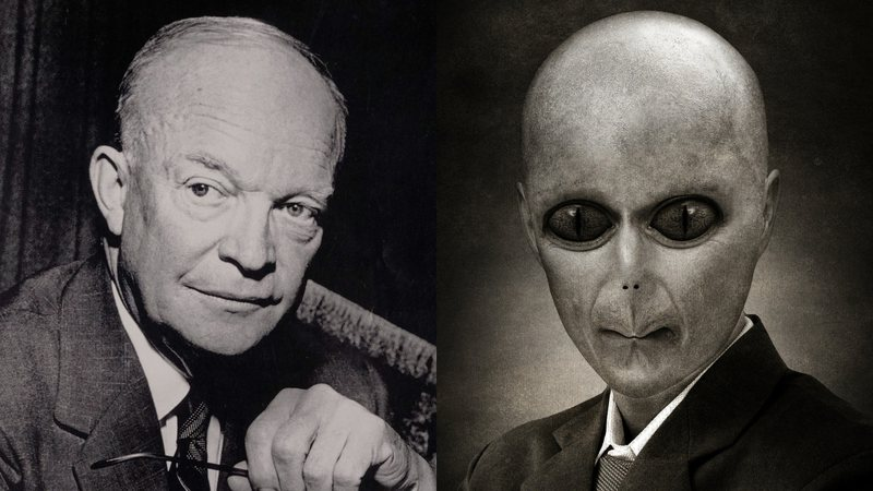 There is ample evidence that the US made a deal with aliens