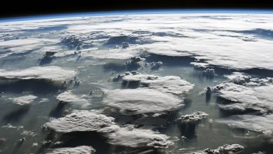 Very cold clouds discovered Edgar Cayces prophecy came true