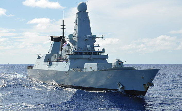 why Britain is increasing its presence in the Black Sea