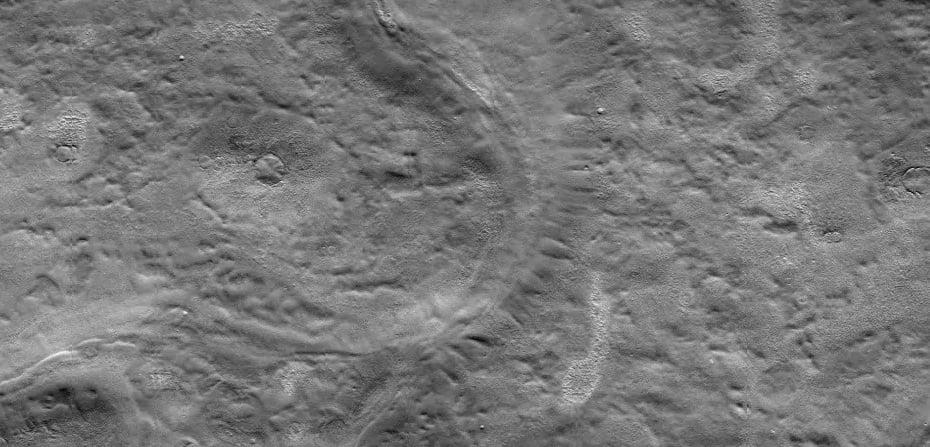 A strange type of glacier discovered on Mars 2