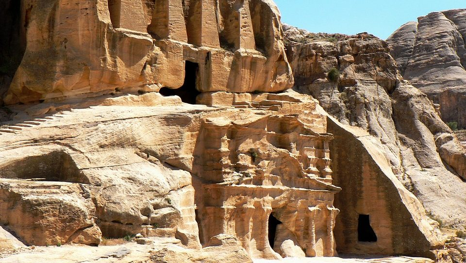 An ancient city more than five thousand years old was found in Israel 1