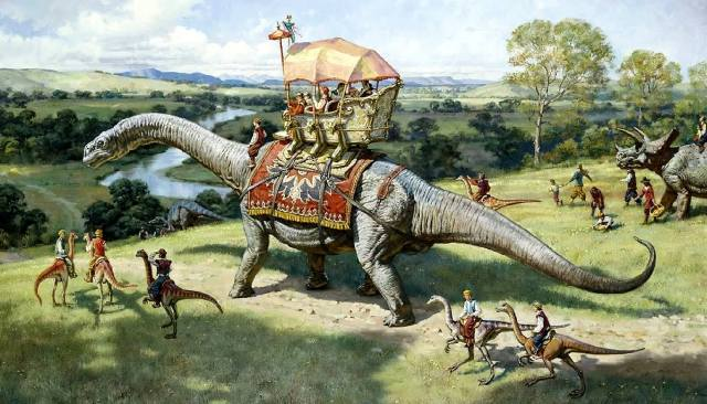 Dinosaurs and ancient animals in the Bible