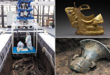 In China found ritual pits with artifacts three thousand years old 2