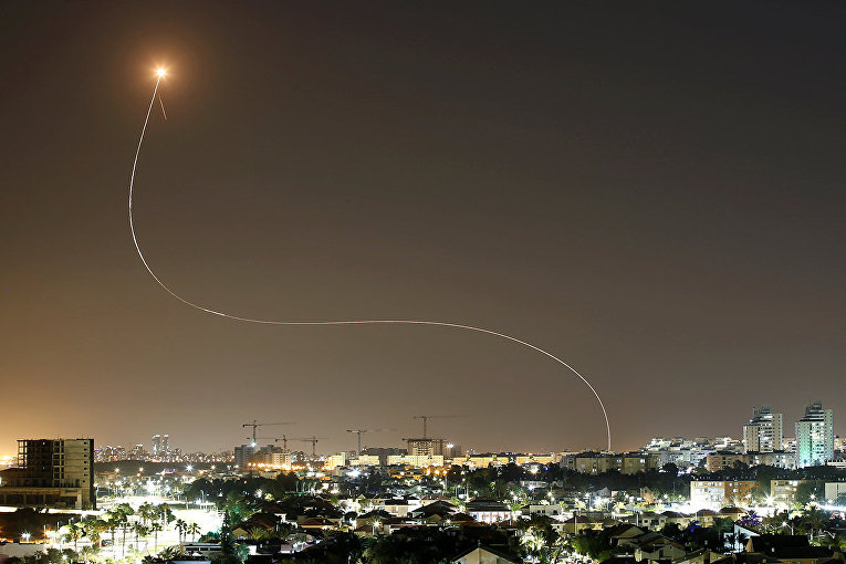 Israel and the Gaza Strip on fire 6