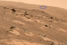Mars helicopter goes to the most risky flights