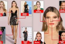 Plastic surgeons surprised the web by showing the image of the perfect woman