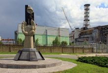 Smoldering uranium fuel at the Chernobyl nuclear power plant a professor explained the current situation in the reactor