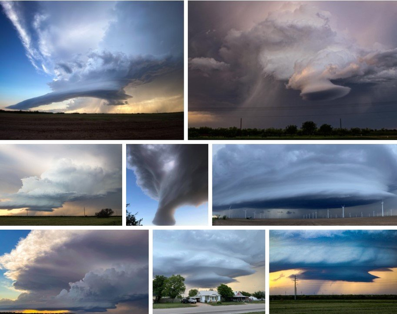 Strange clouds are seen all over the world 9