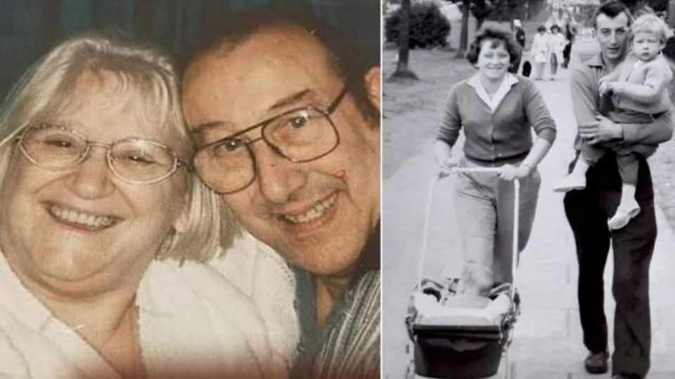 The couple were married for 68 years and died 72 hours apart