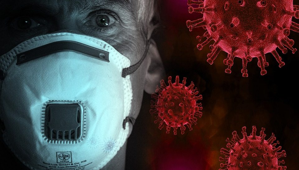 The death rate from coronavirus in the world can be twice as high