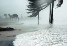The first tropical storm formed in the Pacific Ocean in 2021