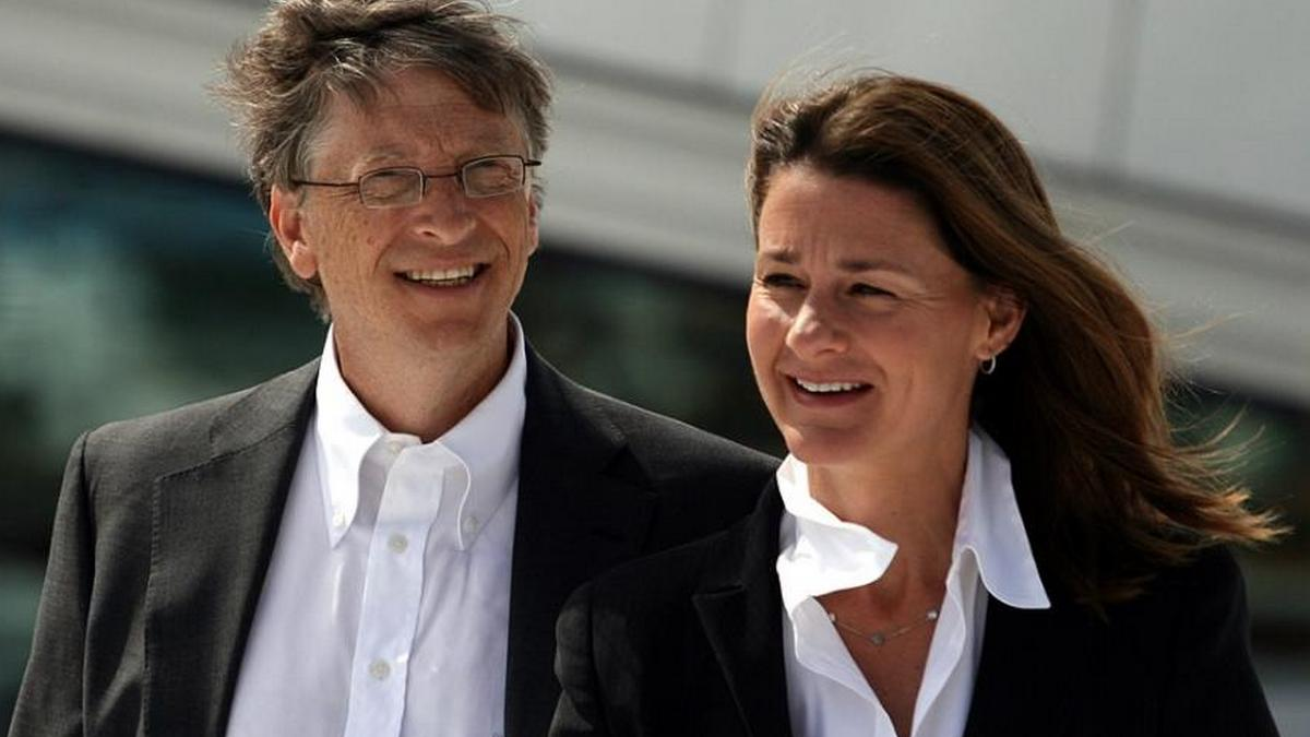 The possible reason for the divorce of Melinda and Bill Gates