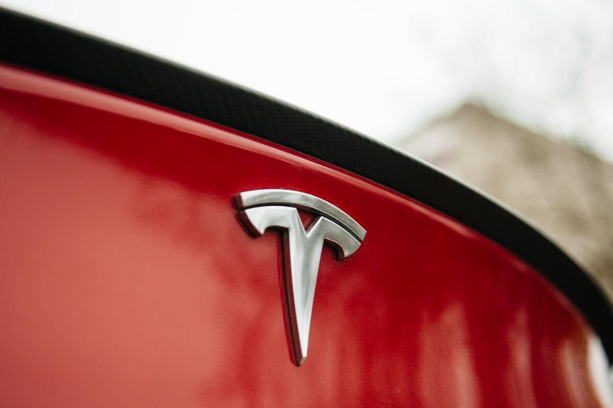 US police chased Tesla 2