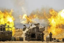 Violence in Israel and the Gaza Strip 10