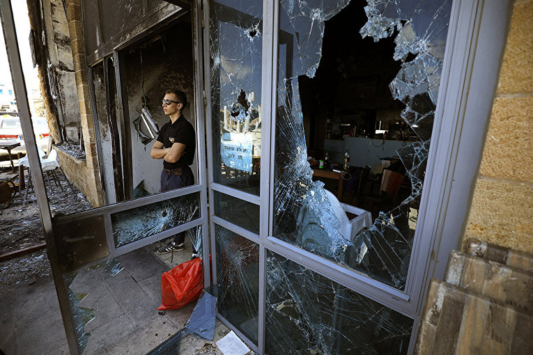 Violence in Israel and the Gaza Strip 2